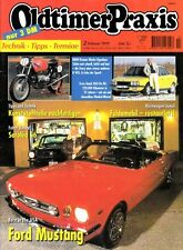 OP9902 + BMW R 90 im Renntrimm + SAROLEA 38 S6 + Oldtimer Praxis 2/1999
