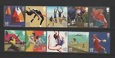 GB 2011 OLYMPIC GAMES 2012 MINT STAMP SET (3)