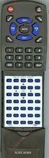 Replacement Remote for HITACHI CMP5000WXU, P50, CMP5000WXE, TE02021