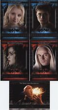 Harry Potter Heroes & Villains 1-54 Collector/Trading Cards Full Set