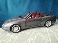 Bburago Diamond Maserati GT Spider 1:18, 1/18 Scale, Diecast model.