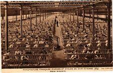 CPA Manufact. d'Armes et Cycles de St-ETIENNE - Atelier Armurerie (210853)