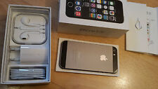 Apple iPhone 5s 16GB in Grau simlockfrei & brandingfrei & iCloudfrei **TOPP**