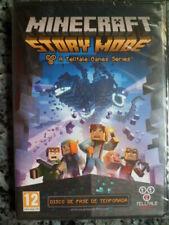 Telltale Games videojuego para PC Minecraft Story Mode #2624