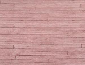Casa de Muñecas Mediano Roble Miniatura 1:12 Madera Tarimas Efecto Papel Suelo