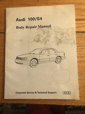 1992 Audi 100/S4 body manual