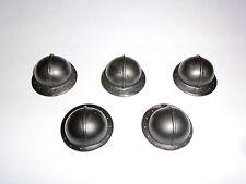 Playmobil RITTER cascos antracita atenciôn acceden caballero templarios cruzados