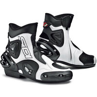 Sidi Apex Motorcycle Boots Short Sports Motorbike Ankle Motocross MX VENTED