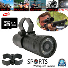 HD 8 Go 1080P Gun Video Chasse DV Action Camera For Clay Pigeon Tir Fusil
