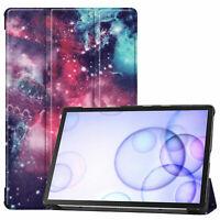 Book Cover für Samsung Galaxy Tab S6 SM-T860 SM-T865 Hülle Etui Slim Case Tasche