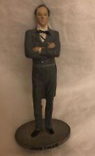 "David LaRocca Danbury Mint Pewter Figures President 2.12"" John Tyler"
