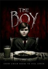 The Boy 2016 DVD --FREE SHIPPING !!!