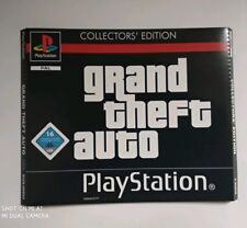 🎄 GTA original Frontcover aus Collectors Edition PS1 Playstation PSX nur Cover