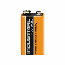 Duracell Industrial 9-Volt MN1604 Block Alkaline Batteries