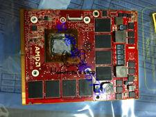 For Dell Alienware M17x R2 1GB Graphics AMD HD5870 5870M Video Card 731MJ RV546