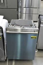 """Ge Monogram Zdt925Spnss 24"""" Stainless Fully Integrated Dishwasher Nob #114991"""