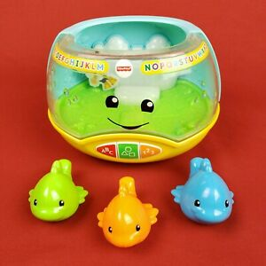 Fisher Price Laugh and Learn Magical Lights and Sounds Musical Fishbowl Fish