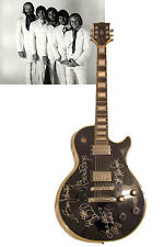 Cameo electric guitar sgd. by THE BEACH BOYS