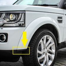 Genuine Front bumper Wheel Arch Cap Foot LH Land Rover Discovery 4 LR010634 N/S