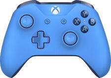 Microsoft - Wireless Controller for Xbox One and Windows 10 - Blue