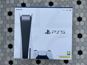 Brand New PlayStation 5 PS5 DISC Console IN HAND SEALED ✅ NEXT DAY DELIVERY✅