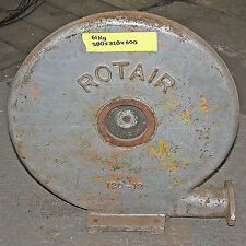 Rotair 120-12 Forge Furnace Combustion Air Blower 3 Phase .5 HP
