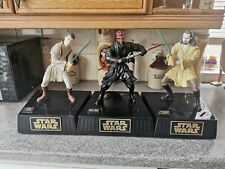 Vintage Star Wars Figures Money Box Set.