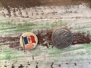 Australian Tinny WW2 Free French appeal
