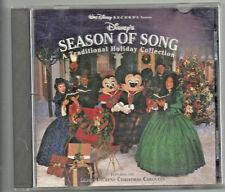 Christmas CD Walt Disney's Season of Song  1995 60843-2 25 Tracks 1995