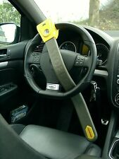 Kamei Immobiliser Stoplock II With LED Theft Protection Anti-theft Claw 36170