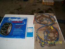 ottinger schneeketten Speedspur Super 010 803 Ringkette
