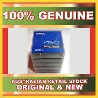 5 X Genuine Dell Lto Ultrium-4 800Gb 1600Gb  Data Cartridge Tape YN156 CN511 New