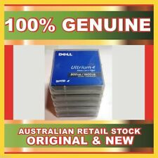 5 X Genuine Dell Lto Ultrium-4 800Gb 1600Gb  Data Cartridge Tape YN156 CN511 New