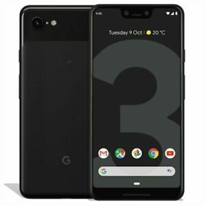 Original Google Pixel 3 XL  Unlocked GSM 4G Android SmartPhone 6.3'' Octa Core
