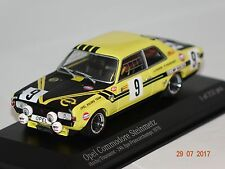 Minichamps OPEL Commodore A Steinmetz 24h Spa 1970 HAXHE 1 43 400704609
