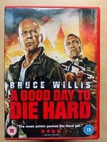 A Good Day to Die Hard DVD| 2013 5 Russia-Based Action Movie with Bruce Willis