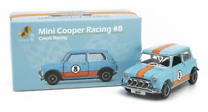 MINI COOPER RACING NO.8 By TINY CITY 1:50 SCALE MODEL