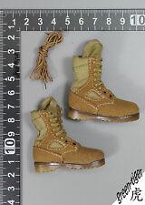 A102 1:6 Scale ace Military action figure parts - USMC Combat Boots