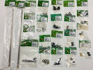 NEW! ALIGN T-REX 500 / 500 PRO PARTS LOT (FLYBAR) SEE PHOTO. ALIGN 500 FLYBAR