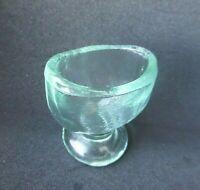 Vintage USSR glass Eye Wash Cup Bath