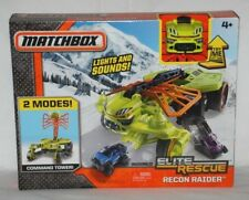 Matchbox Elite Rescue Recon Raider with Lights & Sounds BNIB