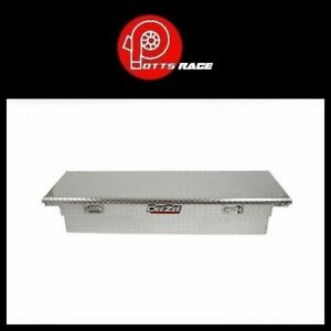 Dee Zee Red Label DZ10170L Low Profile Single Lid Pull Handle Crossover Tool Box