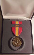 U.S. National Defense Service Medal Set in Presentation Case