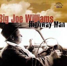 Williams, Big Joe-Highway Man CD NEW