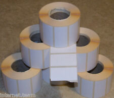 10,000 Labels 25 x 50mm Direct Thermal for Zebra LP2844