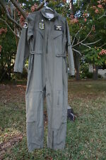 SCREEN WORN FLIGHT SUIT INDEPENDENCE DAY FILM CERTIFICATE OF AUTHENTICITY