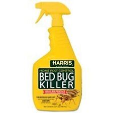 New Harris Hbb-32 Bed Bug Pest Killer Spray 32Oz Ready To Use Trigger 5501838