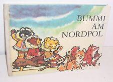 Bummi am Nordpol - Ein Bilderbuch mit Musik - 1976 DDR Kinderbuch !