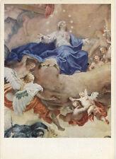 Alte Kunstpostkarte - Maria Knoller - Maria, die Gottesmutter