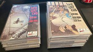 *High Grade!* LONE WOLF & CUB #1-45 *Complete Set!* • 1987 First Comics